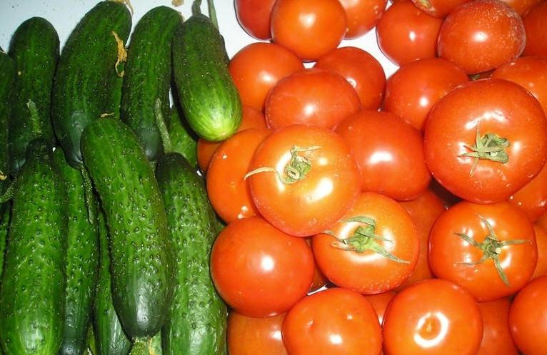 Почему нельзя сажать помидоры рядом с огурцами