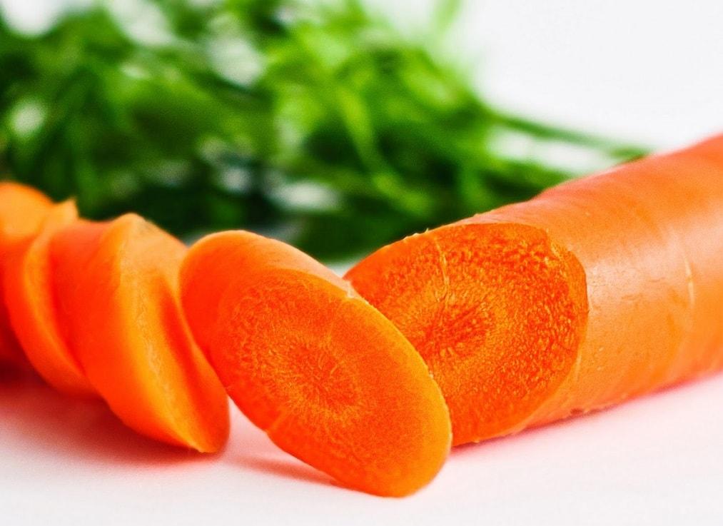 Что содержится в морковке